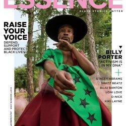 酷新闻:比利波特成首位 登上《ESSENCE》封面的同志