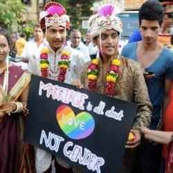 酷新聞:2015印度孟買 同志遊行
