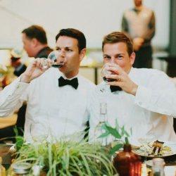 同志婚禮:Nick & Jason 黑白文青極簡婚禮