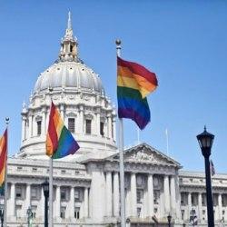 酷新聞:美國最Gay的城市調查為「舊金山」