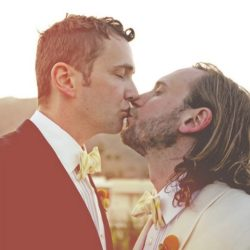 同志婚禮:創意人的復古唯美婚禮 Michael & Tim