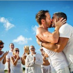同志婚礼:加勒比海的奔放婚礼 Carlos & Dany