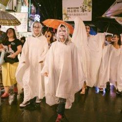 酷新聞:台中同志遊行「飄飄快閃」街頭行動 呼籲讓同志「有家可歸」
