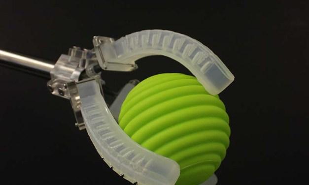 Novel 3D printing method embeds sensing capabilities within robotic actuators