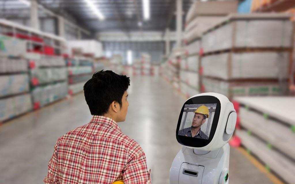 Mobile Robotics Implementation in Industrial Inspection