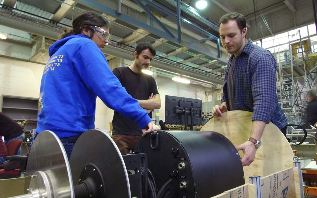 Pipe-Crawling Robot Will Help Decommission DOE Nuclear Facility