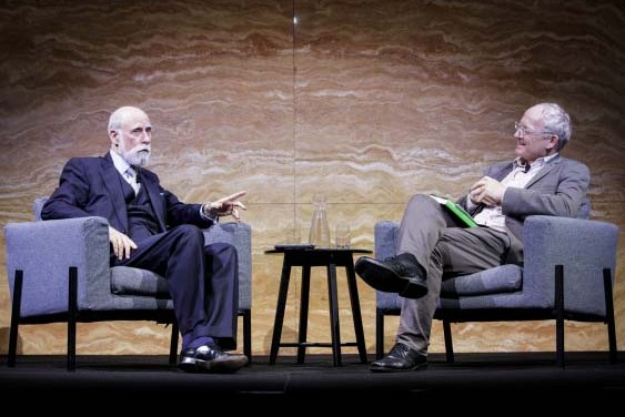 Internet past and present: Vint Cerf in conversation with Toby Walsh