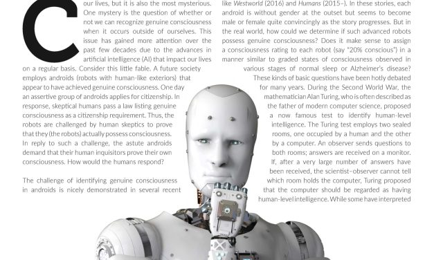 Will Robots Ever Achieve Genuine Consciousness? How Will We Know?