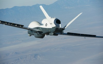 MQ-4C Triton drone still on track for Australia