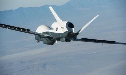 MQ-4C Triton drone still on track for Australia