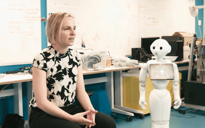 Diet and weight loss With The Support of Social Robots