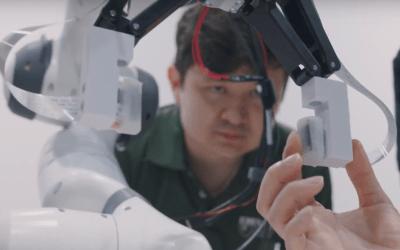 Intelligent sensing for Robots