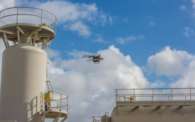 Aerial Robotic Systems and the War on Corrosion