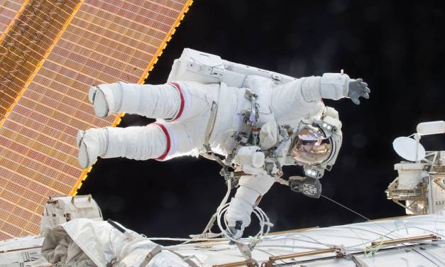 Long-term space travelers will need high-intensity exercise to protect heart health