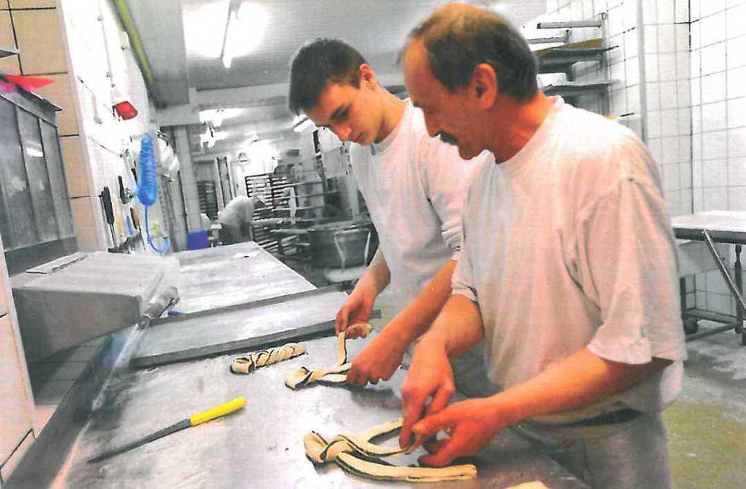 Ausbildung zum Bäcker