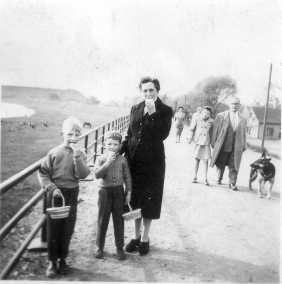 Hajo Reinhold und Paula Ruhrufer