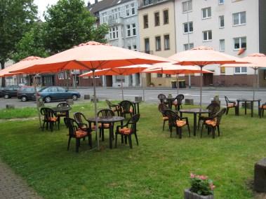 Grünfläche Agethen, Kardinal-Galen-Straße