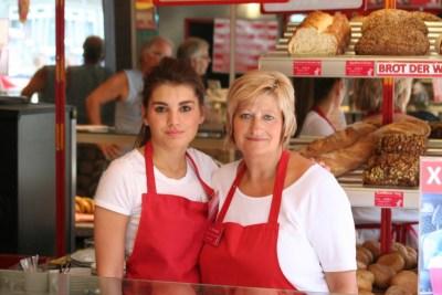 Bäckereiteams heutzutage
