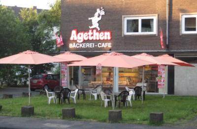 Agethen, Kardinal-Galen-Straße