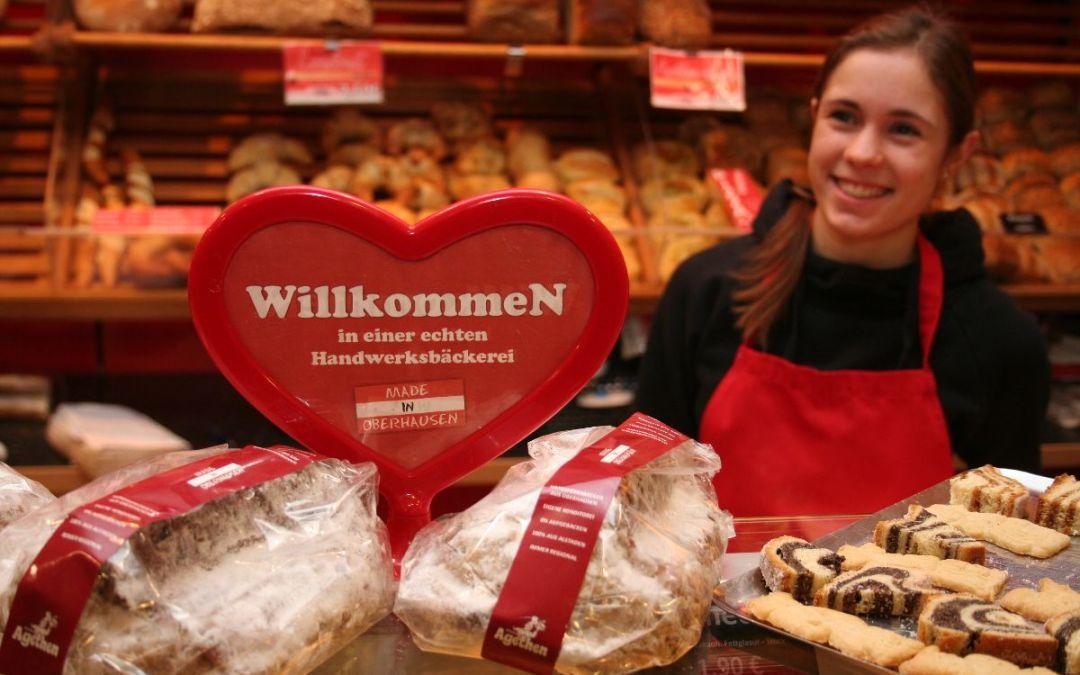 Auszubildende/r zur/zum Bäckereifachverkäufer/-in