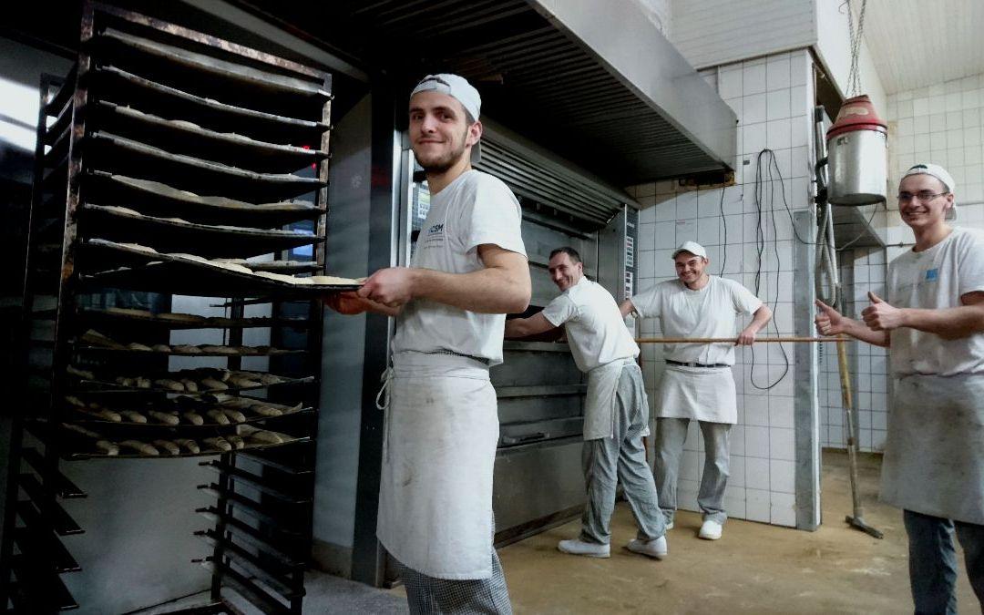 Thema Frost. Warum wir Bäcker den besten Job der Stadt haben!