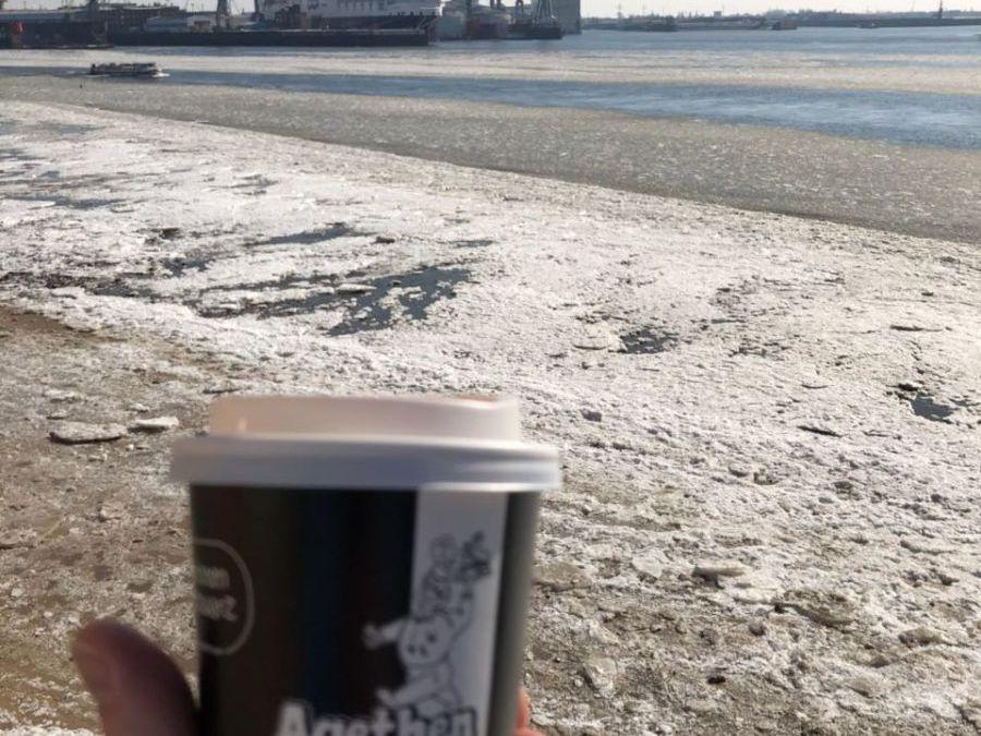 Aus unserer Reihe – Kaffeebecher auf Reisen….