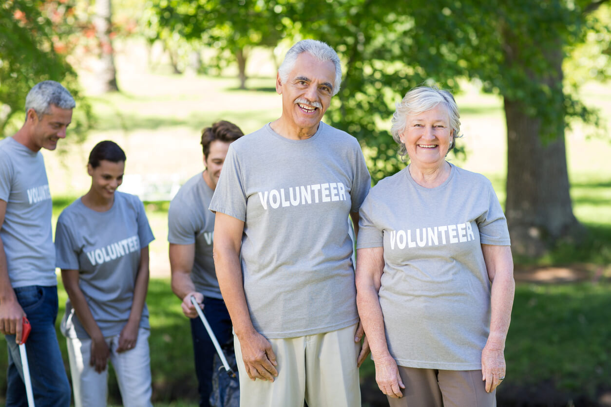 AGE WELL CT - United Way Volunteer Center