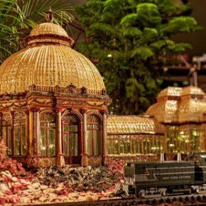 Holiday Train Show at the New York Botanical Garden @ Woodbury Senior Center | Woodbury | Connecticut | United States