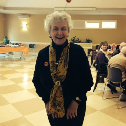 Woodbury Senior Center- Halloween Fun