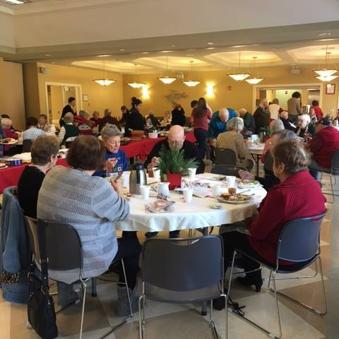 Woodbury Senior Center-Holiday Party