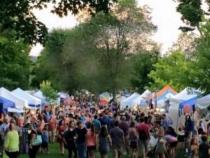 Village Fair Days @ Village Green | New Milford | Connecticut | United States