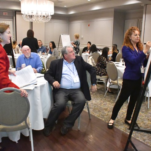 Group Discussions Age Well Summit