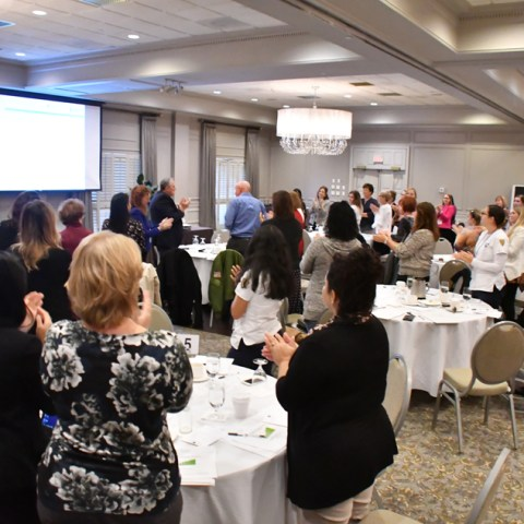 Age Well Community Council Summit Crowd