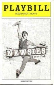 Newsies at Westchester Broadway Theatre @ Brookfield Senior Center   Brookfield   Connecticut   United States