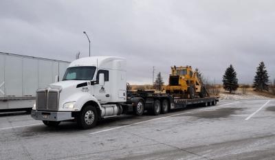 Transport Job 11.26.2019