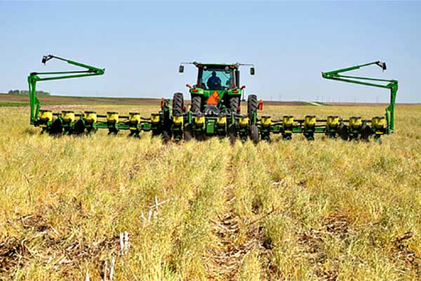 for farmers across the country it comes as no surprise to hear that conservation tillage practices particularly continuous no till can save time and