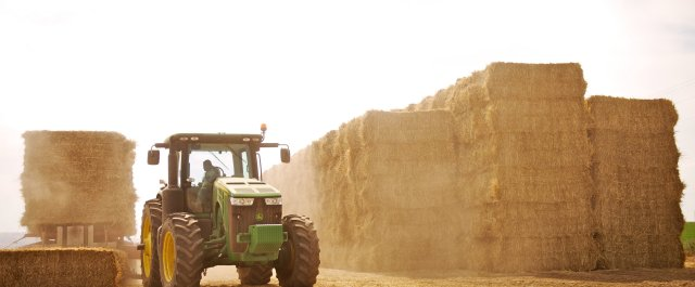 USDA-backed Advantage Capital Agri Fund Invests $7m in Crop Residue Company