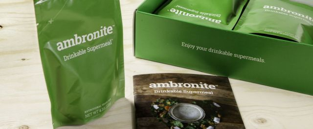 YouTube Co-Founder Leads Drinkable Supermeal Startup Ambronite to $600k Seed Round