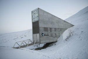 The Svalbard Seed Vault