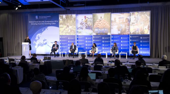 Growing Food for Growing Cities: Opportunities and Challenges for Agtech in Emerging Markets