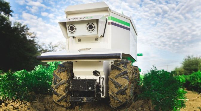 Robotics Startups Find Renewed Opportunity In California's Farmworker Overtime Law