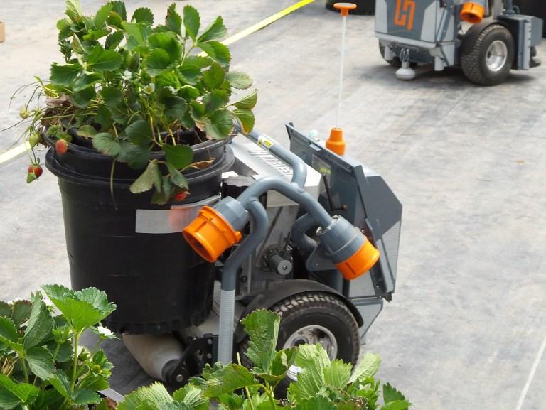 farm robotics