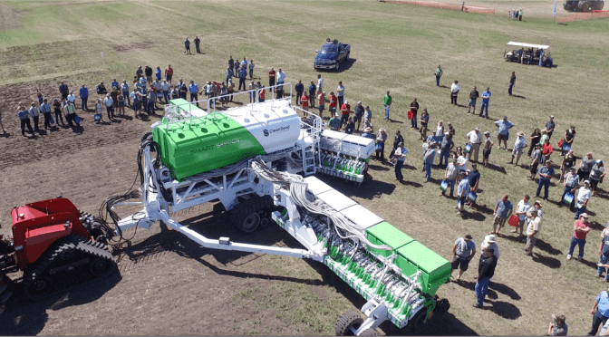 How Clean Seed's Wireless Smart Seeder is Set to Disrupt Agriculture