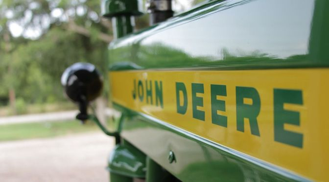 Why John Deere Invested in the Iowa Agritech Accelerator
