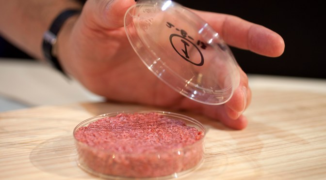 Scale is the Real Barrier for Cultured Meat