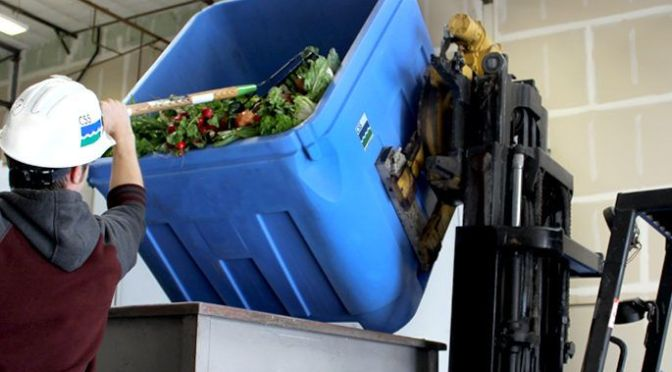 New Jersey Investor Pledges to End Supermarket Waste in Five Years