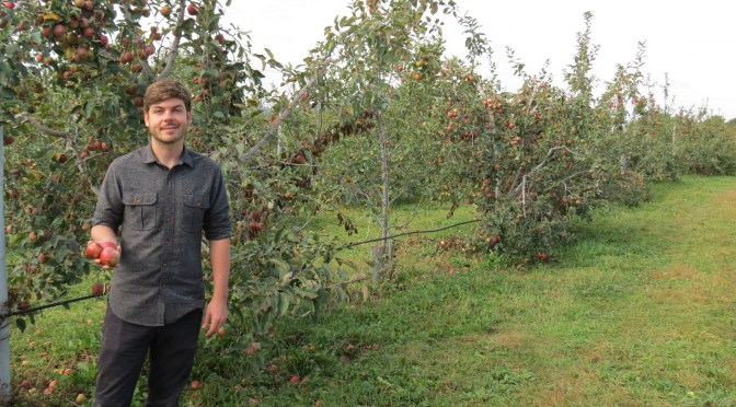 How a 270 Acre Farm in New York is Using Biotech and Precision Ag for Organic Fruit & Veg Production