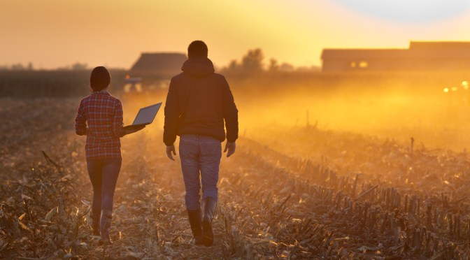 Young Farmers Call For Tech Upgrades at USDA