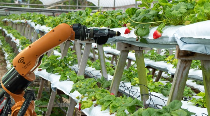 The State Of Play For Farm Robotics Agfundernews