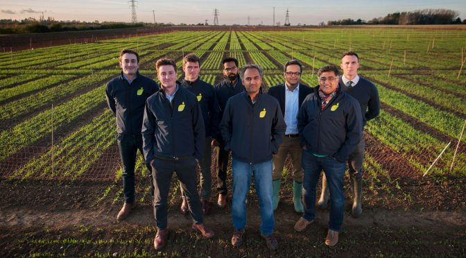 KisanHub Raises £1.75m for Big Data Potato Platform
